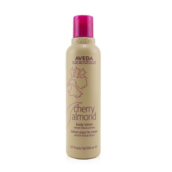 Cherry Almond Body Lotion (200ml/6.7oz)