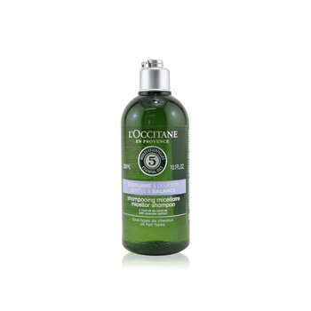 Aromachologie Gentle & Balance Micellar Shampoo (All Hair Types) (300ml/10.1oz)