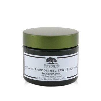 Dr. Andrew Mega-Mushroom Skin Relief & Resilience Soothing Cream (50ml/1.7oz)