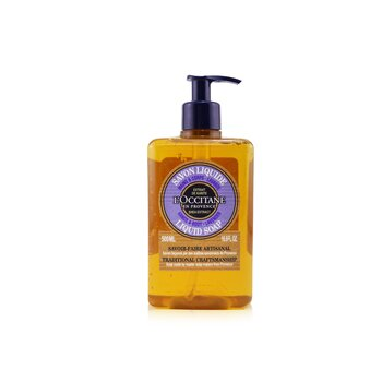 Lavender Liquid Soap For Hands & Body (500ml/16.9oz)