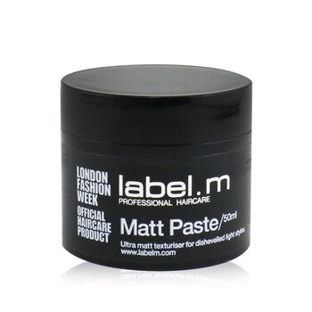 Matt Paste (Ultra Matt Texturiser For Dishevelled Light Styles) (50ml/1.7oz)