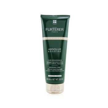 Absolue K?ratine Renewal Care Ultimate Repairing Mask - Damaged, Over-Processed Thick Hair (Salon Product) (250ml/8.8oz)