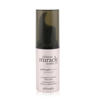 Ultimate Miracle Worker Fix Eye Power-Treatment - Fill & Firm (15ml/0.5oz)
