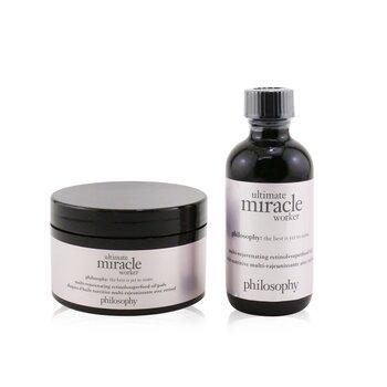 Ultimate Miracle Worker Multi-Rejuvenating Retinol+Superfood Oil & Pads (60pads)