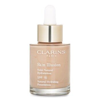Skin Illusion Natural Hydrating Foundation SPF 15 # 105 Nude (30ml/1oz)