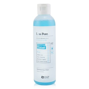 SNP Less Pore Matifying Toner (Exp. Date 12/2020) (200ml/6.76oz)
