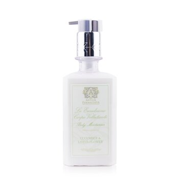 Body Moisturizer - Cucumber & Lotus Flower (296ml/10oz)