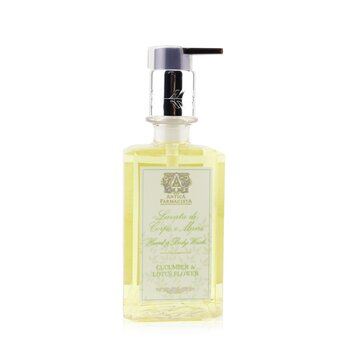 Hand & Body Wash - Cucumber & Lotus Flower (296ml/10oz)