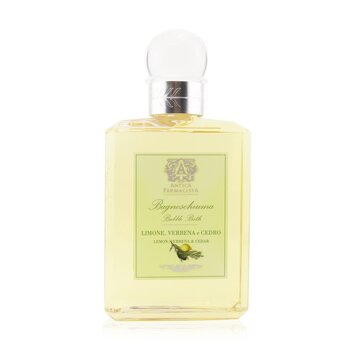 Bubble Bath - Lemon, Verbena & Cedar (467ml/15.8oz)