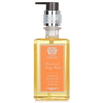 Hand & Body Wash - Orange Blossom, Lilac & Jasmine (296ml/10oz)