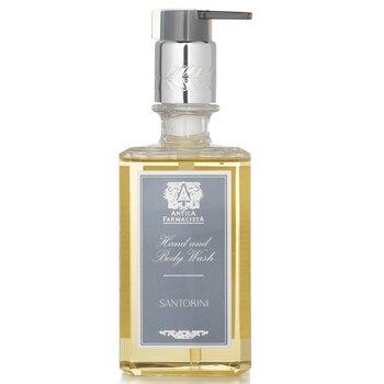 Hand & Body Wash - Santorini (296ml/10oz)