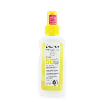 Sensitive Sun Lotion For Kids SPF 50 - Mineral Protection (100ml/3.5oz)