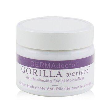 Gorilla Warfare Hair Minimizing Facial Moisturizer (50ml/1.69oz)