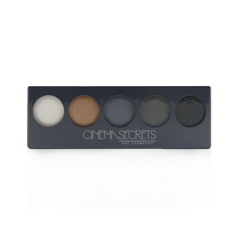 Ultimate Eye Shadow 5 In 1 Pro Palette - # Smokey Collection (10g/0.35oz)