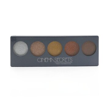 Ultimate Eye Shadow 5 In 1 Pro Palette - # Chroma Collection (10g/0.35oz)