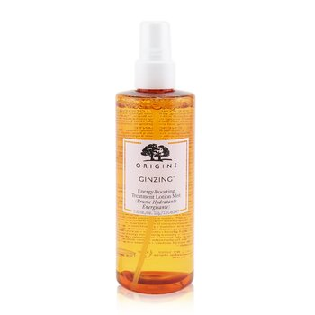 Ginzing Energy-Boosting Treatment Lotion Mist (150ml/5oz)