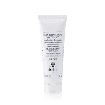 Mattifying Moisturizing Skin Care with Tropical Resins - For Combination & Oily Skin (Oil Free) (Box Slightly Damaged) (50ml/1.6oz)