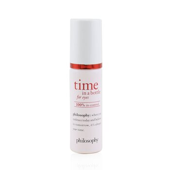 Time In A Bottle For Eyes Serum - 100% In-Control (15ml/0.5oz)