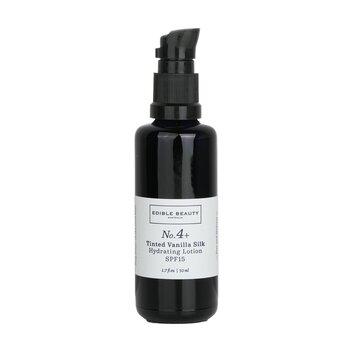 No. 4+ Tinted Vanilla Silk Hydrating Lotion SPF 15 (50ml/1.7oz)