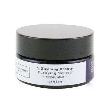 & Sleeping Beauty Purifying Mousse Mask (50g/1.7oz)