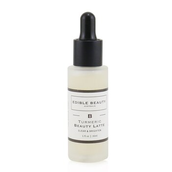 -B- Turmeric Beauty Latte Booster Serum - Clear & Brighten (30ml/1oz)