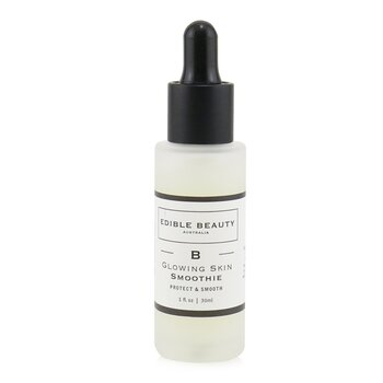 -B- Glowing Skin Smoothie Booster Serum - Protect & Smooth (30ml/1oz)