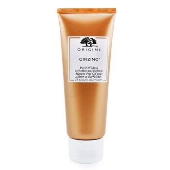 GinZing Peel-Off Mask To Refine & Refresh (75ml/2.5oz)