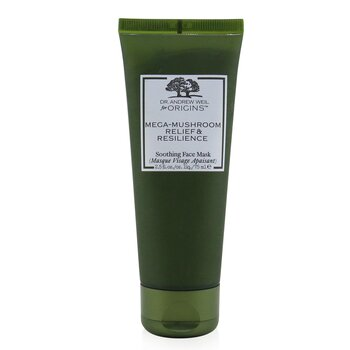 Dr. Andrew Mega-Mushroom Skin Relief & Resilience Soothing Face Mask (75ml/2.5oz)