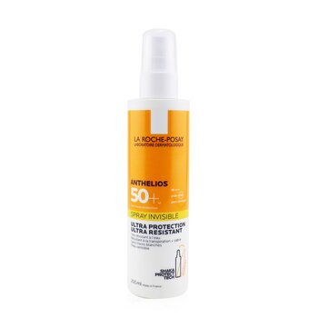 Anthelios Ultra Resistant Invisible Spray SPF 50+ (For Sensitive Skin) (200ml/6.7oz)