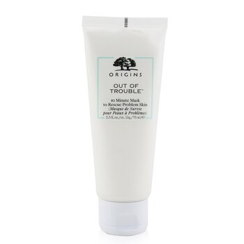 Out Of Trouble 10 Minute Mask To Rescue Problem Skin (75ml/2.5oz)