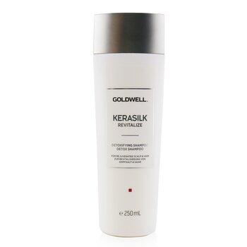 Kerasilk Revitalize Detoxifying Shampoo (For Unbalanced Scalp) (250ml/8.4oz)