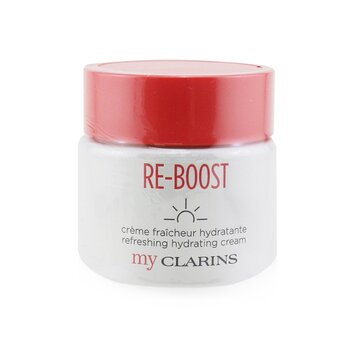My Clarins Re-Boost Refreshing Hydrating Cream - For Normal Skin (50ml/1.7oz)