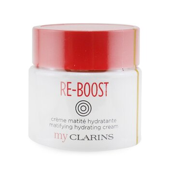 My Clarins Re-Boost Matifying Hydrating Cream - For Combination to Oily Skin (50ml/1.7oz)