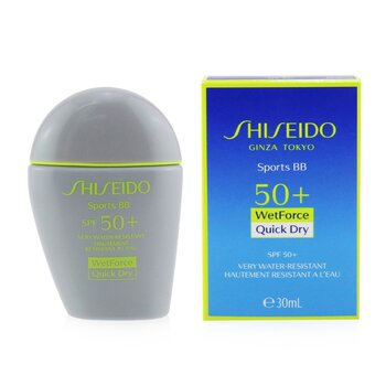 Sports BB SPF 50+ Quick Dry & Very Water Resistant - # Medium (30ml/1oz)