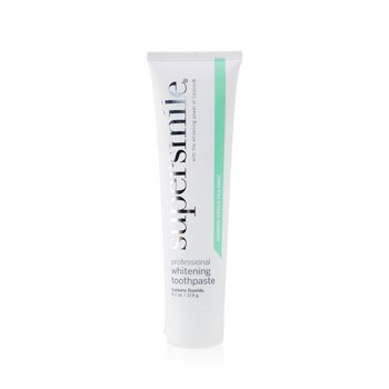 Professional Whitening Toothpaste - Jasmin Green Tea Mint (Exp. Date 01/2021) (119g/4.2oz)