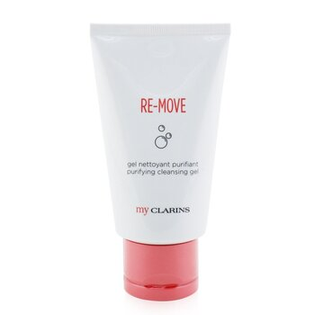 My Clarins Re-Move Purifying Cleansing Gel (125ml/4.5oz)