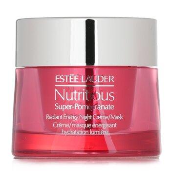 Nutritious Super-Pomegranate Radiant Energy Night Creme/ Mask (Unboxed) (50ml/1.7oz)