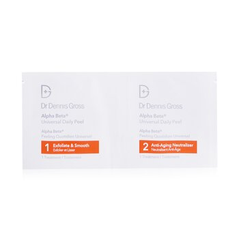 Alpha Beta Universal Daily Peel (Exp. Date: 11/2020) (60 Treatments)