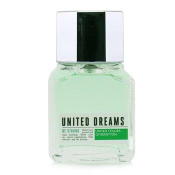 United Dreams Be Strong Eau De Toilette Spray (60ml/2oz)