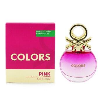 Colors Pink Eau De Toilette Spray (50ml/1.7oz)