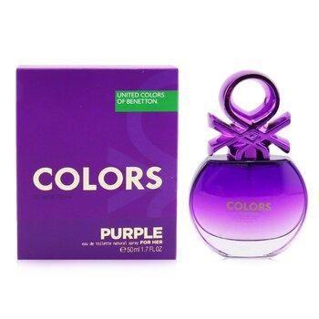 Colors Purple Eau De Toilette Spray (50ml/1.7oz)