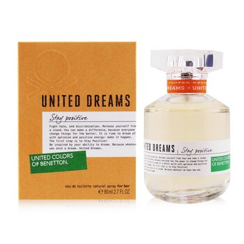 United Dreams One Love Eau De Toilette Spray (80ml/2.7oz)