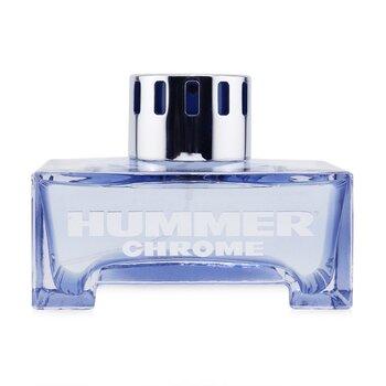 Hummer Chrome Eau De Toilette Spray (125ml/4.2oz)