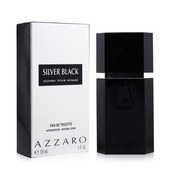 Silver Black Eau De Toilette Spray (30ml/1oz)