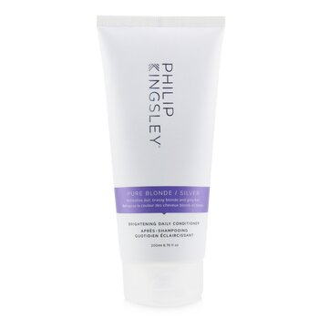 Pure Blonde/ Silver Brightening Daily Conditioner (200ml/6.76oz)