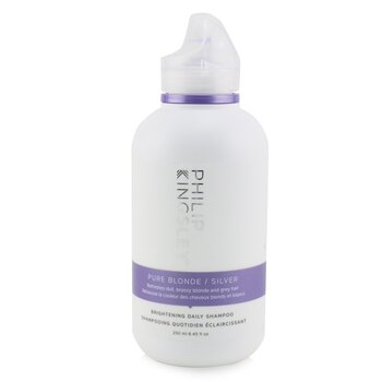 Pure Blonde/ Silver Brightening Daily Shampoo (250ml/8.45oz)