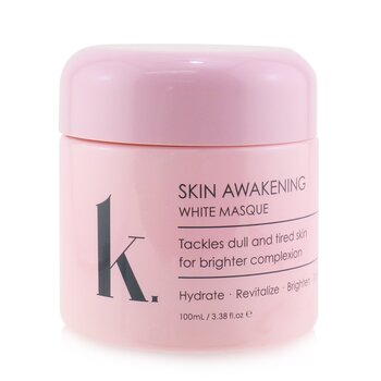 K. Series Skin Awakening White Masque - Hydrate, Revitalize, Brighten & Soothe (100ml/3.38oz)