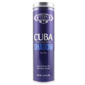 Cuba Shadow Eau De Toilette Spray (100ml/3.4oz)