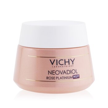 Neovadial Rose Platinium Revitalizing & Replumping Night Care (Night Cream) (For Mature & Dull Skin) (50ml/1.69oz)