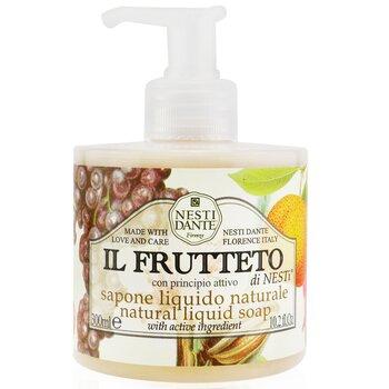 Natural Liquid Soap - Il Frutteto Liquid Soap (300ml/10.2oz)